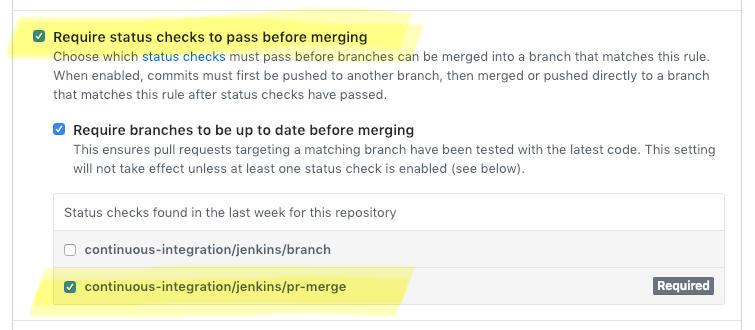 Branch Protection in GitHub